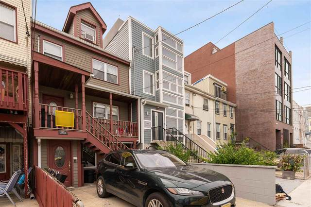 353 1/2 5TH ST, Jc, Downtown, NJ 07302 (MLS #202024347) :: RE/MAX Select