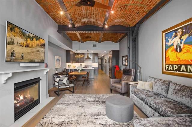 174 Washington St 2J, Jc, Downtown, NJ 07302 (MLS #202024408) :: Hudson Dwellings