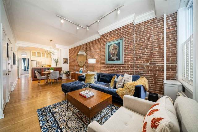 825 Washington St 3A, Hoboken, NJ 07030 (MLS #202024631) :: The Dekanski Home Selling Team