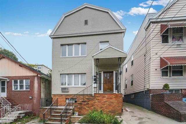 330 Columbia Ave, Jc, Heights, NJ 07307 (MLS #202024648) :: The Dekanski Home Selling Team