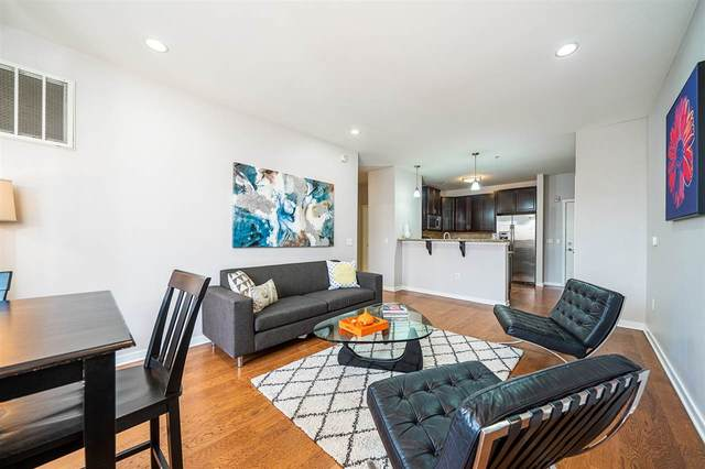 443 2ND ST #415, Jc, Downtown, NJ 07302 (MLS #202024693) :: The Trompeter Group