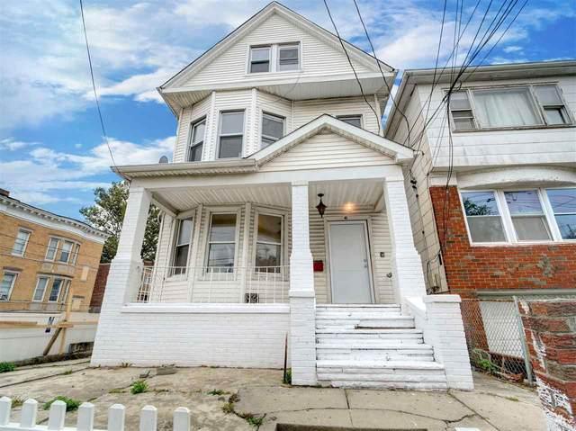41 Bergen Ave, Jc, Greenville, NJ 07305 (MLS #202024719) :: The Dekanski Home Selling Team
