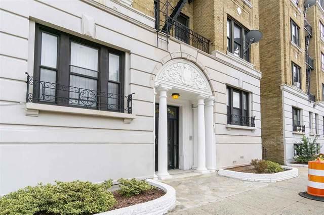 2672 Kennedy Blvd #104, Jc, Journal Square, NJ 07306 (MLS #202024831) :: The Bryant Fleming Real Estate Team
