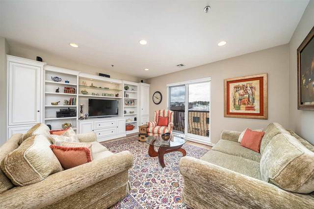 536 Grand St #603, Hoboken, NJ 07030 (MLS #202024842) :: The Dekanski Home Selling Team
