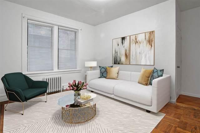 118 Corbin Ave #103, Jc, Journal Square, NJ 07306 (MLS #202024914) :: The Bryant Fleming Real Estate Team