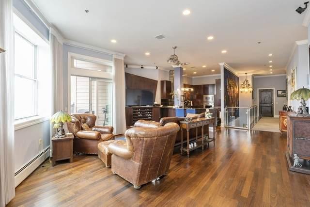 550-564 Gregory Ave A4, Weehawken, NJ 07086 (MLS #202024916) :: The Dekanski Home Selling Team