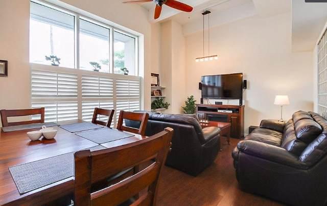 689 Luis M Marin Blvd #0107, Jc, Downtown, NJ 07310 (MLS #202024976) :: The Bryant Fleming Real Estate Team