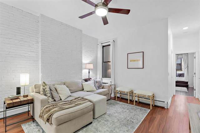 261 12TH ST 2B, Hoboken, NJ 07030 (MLS #202025027) :: Team Braconi | Christie's International Real Estate | Northern New Jersey