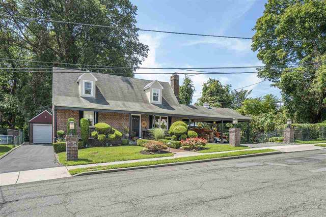 487 Chestnut St, Nutley, NJ 07110 (#202025465) :: Nexthome Force Realty Partners