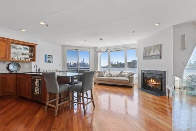 600 Harbor Blvd #852, Weehawken, NJ 07086 (MLS #202026137) :: RE/MAX Select