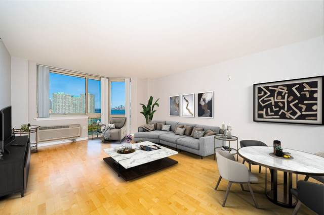 20 2ND ST #1604, Jc, Downtown, NJ 07302 (MLS #202026350) :: The Trompeter Group