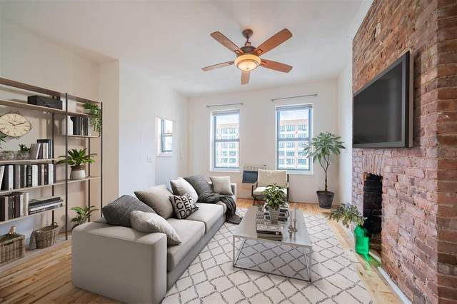 264 9TH ST T-4, Jc, Downtown, NJ 07302 (MLS #202026369) :: The Trompeter Group