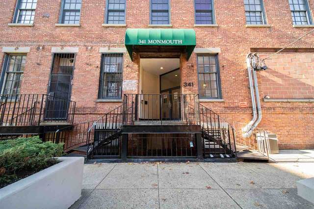 341 Monmouth St 310D, Jc, Downtown, NJ 07302 (MLS #202026388) :: The Trompeter Group