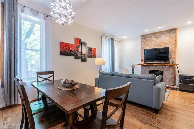 264 9TH ST N-1, Jc, Downtown, NJ 07302 (MLS #202026461) :: The Trompeter Group