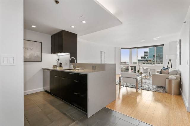 20 2ND ST #1411, Jc, Downtown, NJ 07302 (MLS #202026570) :: The Trompeter Group