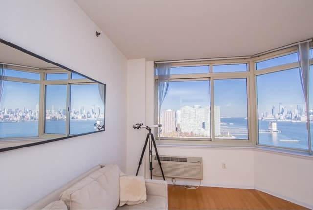20 2ND ST #2507, Jc, Downtown, NJ 07302 (MLS #202026668) :: The Trompeter Group
