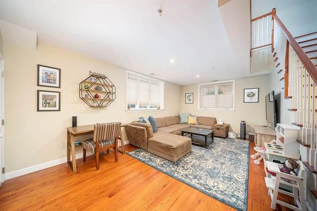 201 Dey St #152, Harrison, NJ 07029 (MLS #202026902) :: The Danielle Fleming Real Estate Team