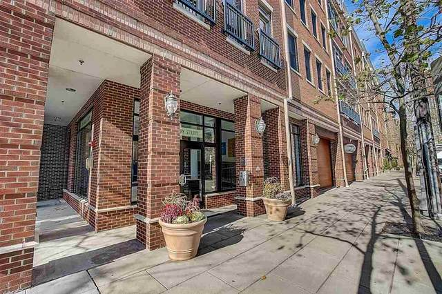 126 Dudley St #207, Jc, Downtown, NJ 07302 (MLS #202027000) :: The Trompeter Group