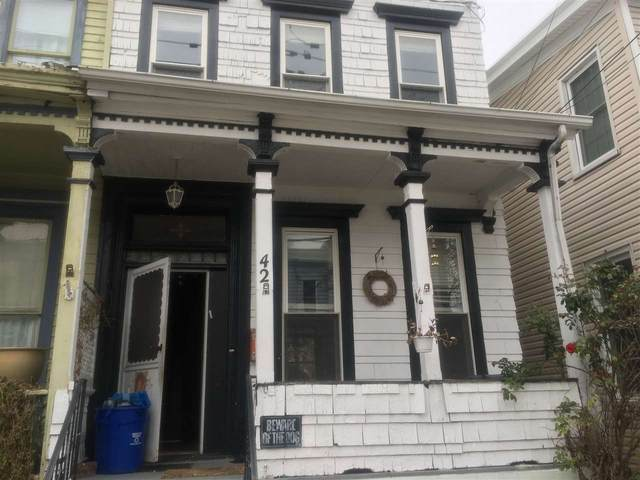 42 South St, Jc, Heights, NJ 07307 (MLS #202027108) :: The Trompeter Group
