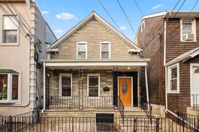 95 Sherman Ave, Jc, Heights, NJ 07307 (MLS #202027175) :: The Trompeter Group