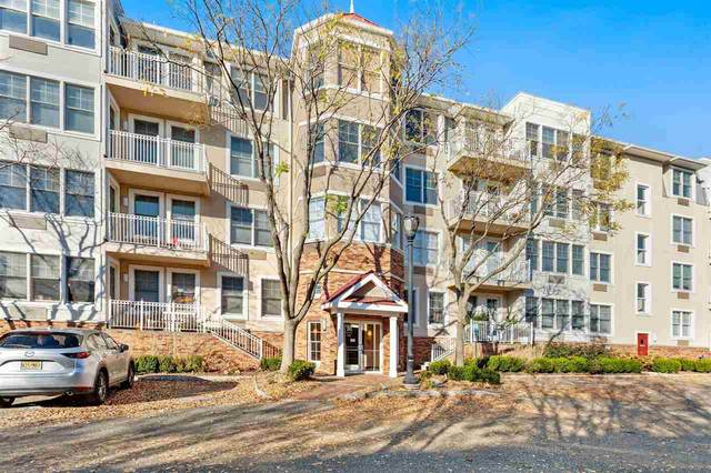 30 Constitution Way #209, Jc, Greenville, NJ 07305 (MLS #202027196) :: The Trompeter Group