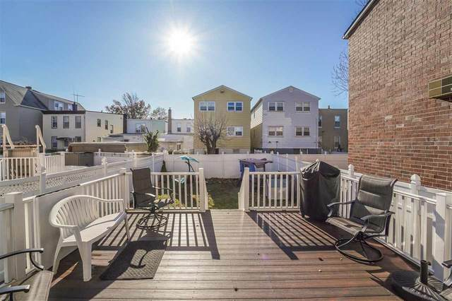 38 West 13Th St, Bayonne, NJ 07002 (MLS #202027200) :: The Trompeter Group
