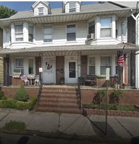 25 Hartley Pl, Bayonne, NJ 07002 (MLS #202027217) :: The Trompeter Group