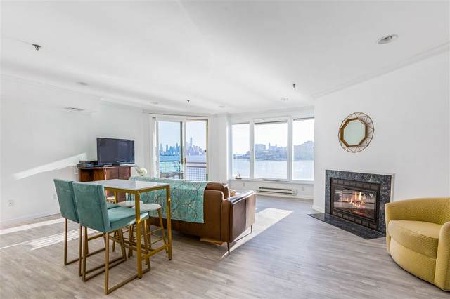600 Harbor Blvd #952, Weehawken, NJ 07086 (MLS #202027229) :: The Premier Group NJ @ Re/Max Central
