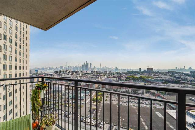 100 Manhattan Ave #1109, Union City, NJ 07087 (#202027263) :: Nexthome Force Realty Partners
