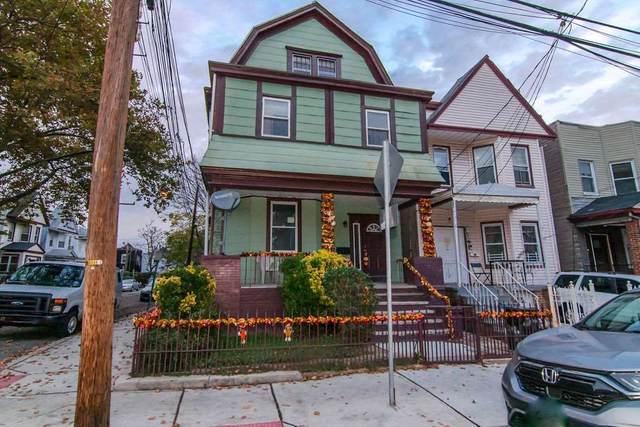 34 Fulton Ave, Jc, Bergen-Lafayett, NJ 07305 (MLS #202027273) :: The Trompeter Group