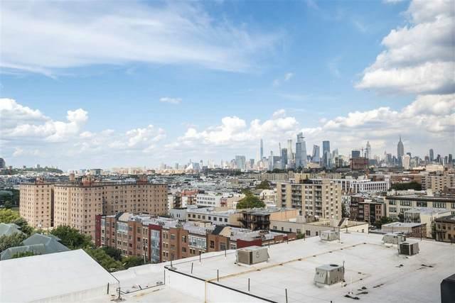 700 1ST ST 13Q, Hoboken, NJ 07030 (MLS #202027441) :: The Lane Team