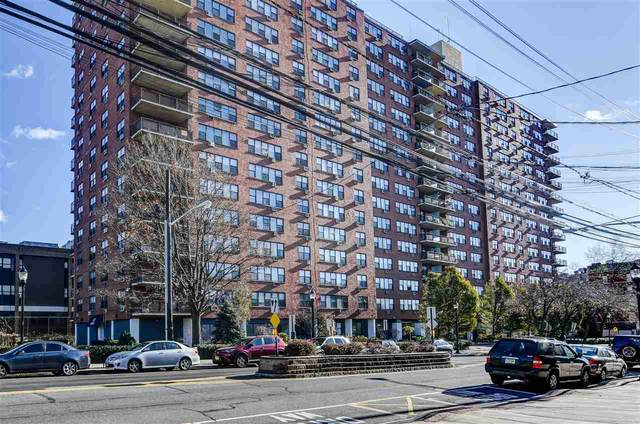 500 Central Ave #819, Union City, NJ 07307 (#202027478) :: Nexthome Force Realty Partners