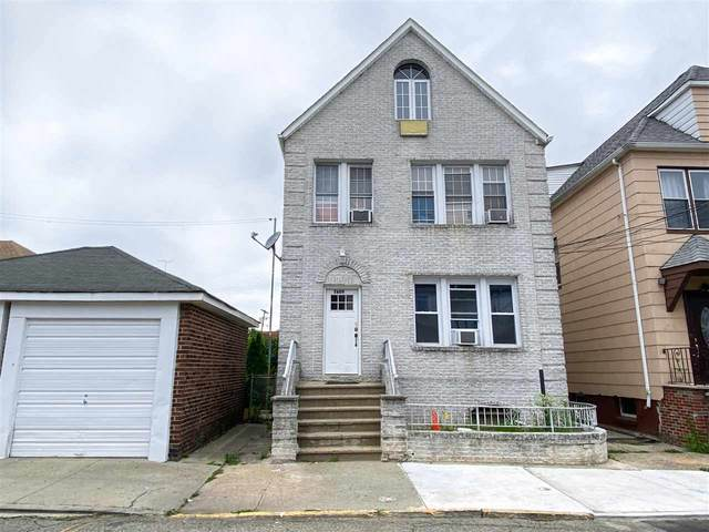 7609 4TH AVE, North Bergen, NJ 07047 (#202027534) :: Nexthome Force Realty Partners