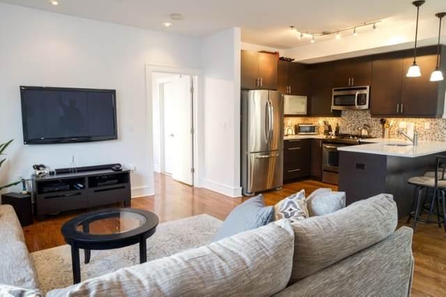 635 6TH ST 3A, Hoboken, NJ 07030 (MLS #202027553) :: Team Francesco/Christie's International Real Estate