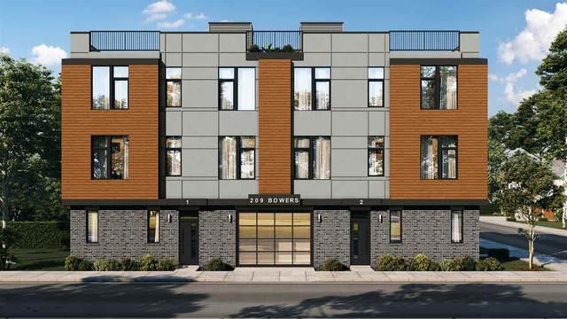 209 Bowers St, Jc, Heights, NJ 07307 (MLS #202027581) :: Team Francesco/Christie's International Real Estate