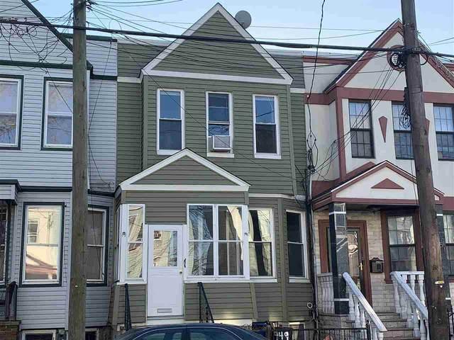449 Fairmount Ave, Jc, Journal Square, NJ 07306 (MLS #202027606) :: The Ngai Group