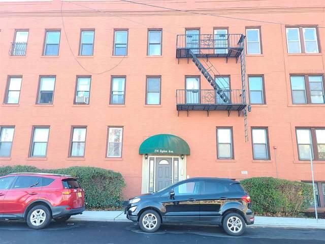 274 Ogden Ave #3, Jc, Heights, NJ 07307 (MLS #202027608) :: Team Francesco/Christie's International Real Estate