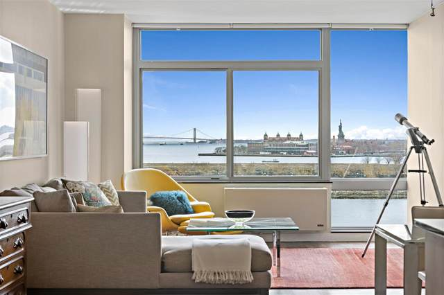 25 Hudson St #806, Jc, Downtown, NJ 07302 (MLS #202027615) :: Team Francesco/Christie's International Real Estate