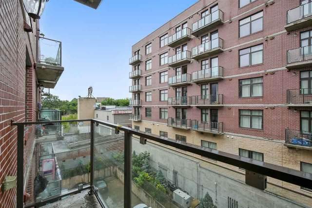3075 John F Kennedy Blvd 6H, Jc, Journal Square, NJ 07306 (MLS #202027801) :: The Dekanski Home Selling Team