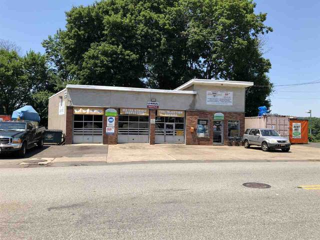 398 Mcbride Ave, Paterson, NJ 07501 (MLS #202028433) :: The Trompeter Group