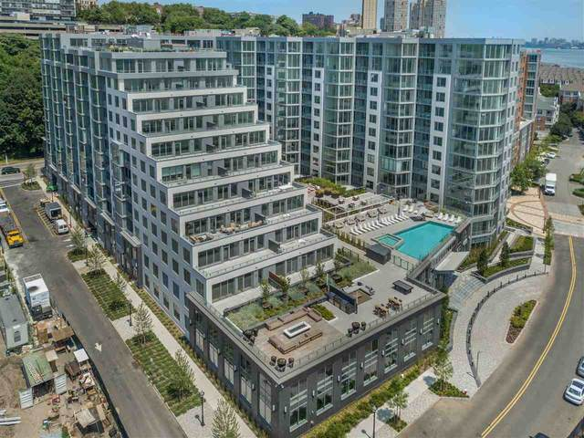 9 Avenue At Port Imperial #110, West New York, NJ 07093 (MLS #210000149) :: The Danielle Fleming Real Estate Team