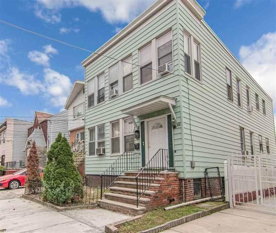 161 Audubon Ave, Jc, West Bergen, NJ 07305 (MLS #210000275) :: Provident Legacy Real Estate Services, LLC