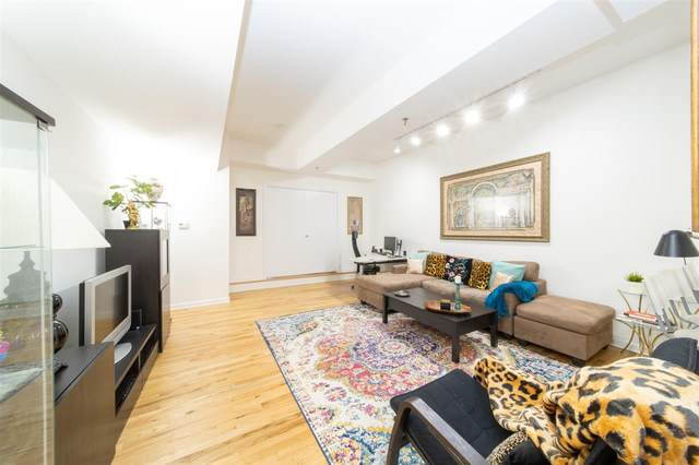 227 Christopher Columbus Dr #423, Jc, Downtown, NJ 07302 (MLS #210000611) :: The Trompeter Group