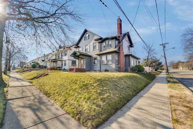 336 East 41St St, Paterson, NJ 07504 (MLS #210001203) :: The Trompeter Group