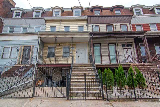 184 Carteret Ave, Jc, Greenville, NJ 07305 (MLS #210001215) :: Provident Legacy Real Estate Services, LLC