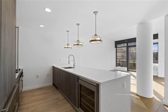 160 1ST ST Ph3, Jc, Downtown, NJ 07302 (MLS #210001257) :: Provident Legacy Real Estate Services, LLC