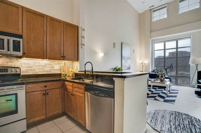 24 Avenue At Port Imperial #434, West New York, NJ 07093 (MLS #210001281) :: The Trompeter Group