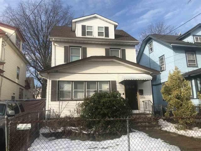 585 Stuyvesant Ave, Irvington, NJ 07111 (#210001302) :: NJJoe Group at Keller Williams Park Views Realty
