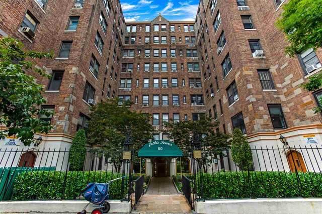 50 Glenwood Ave #103, Jc, Journal Square, NJ 07306 (MLS #210001313) :: The Ngai Group