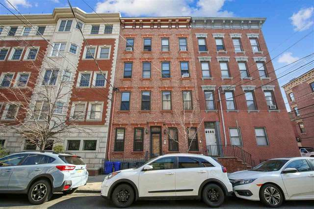 203 Madison St 1A, Hoboken, NJ 07030 (MLS #210001327) :: Provident Legacy Real Estate Services, LLC